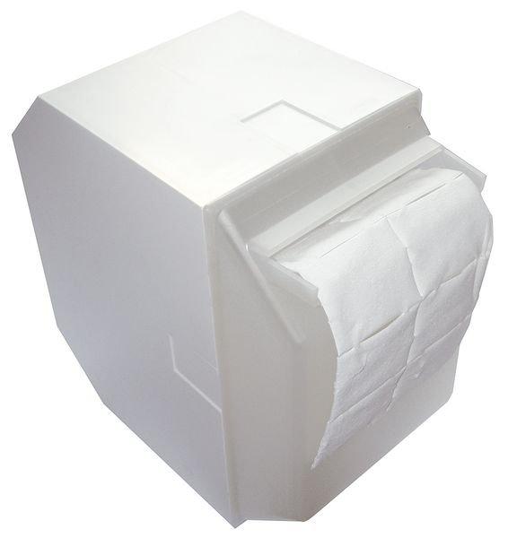 Distributeur pour tampons de ouate de cellulose
