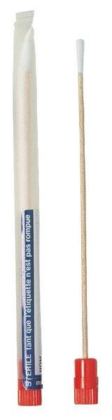 Bâtonnets écouvillons en bois non stériles - Gynécologie