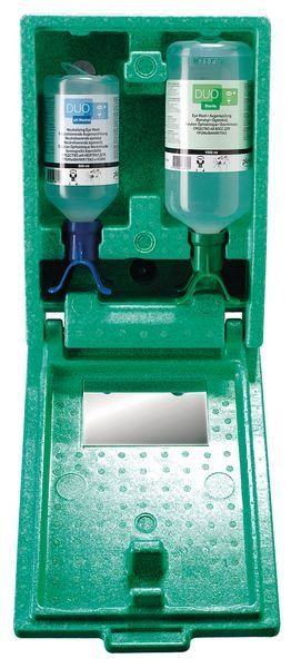 Coffret lavage oculaire pH Neutral et lave-oeil Duo Plum - Securimed