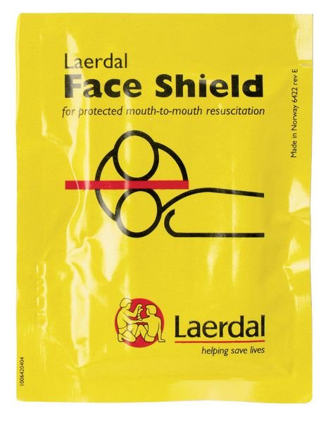 Feuille de protection visage Face Shield