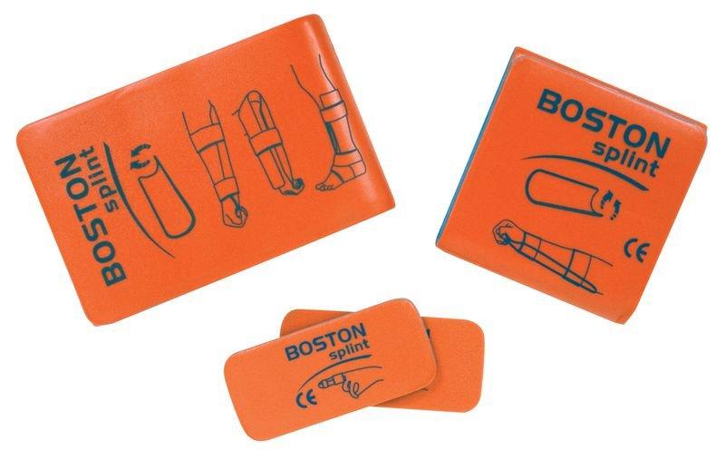Set attelles modelables et réutilisables Boston Splint