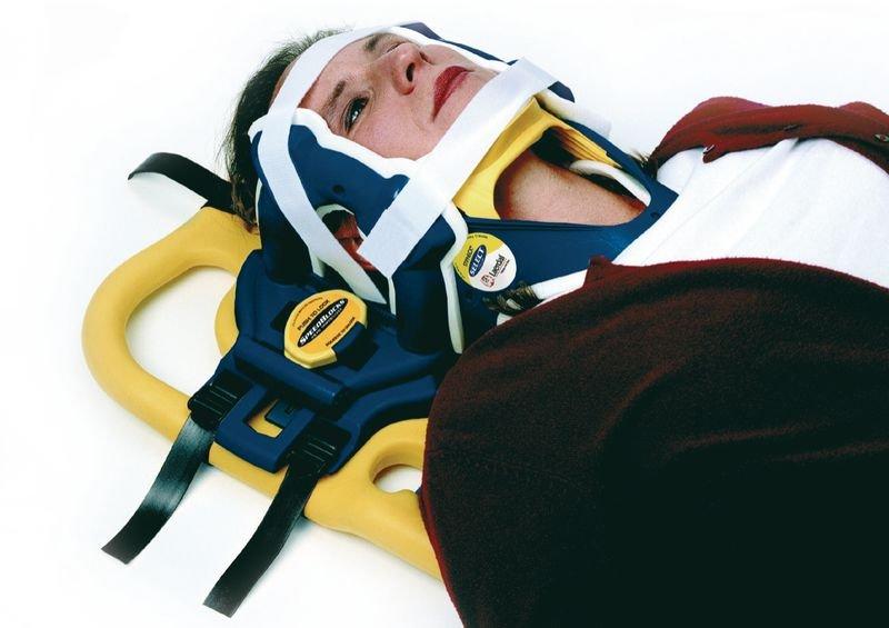 Fixateur de tête Speedblocks - Securimed