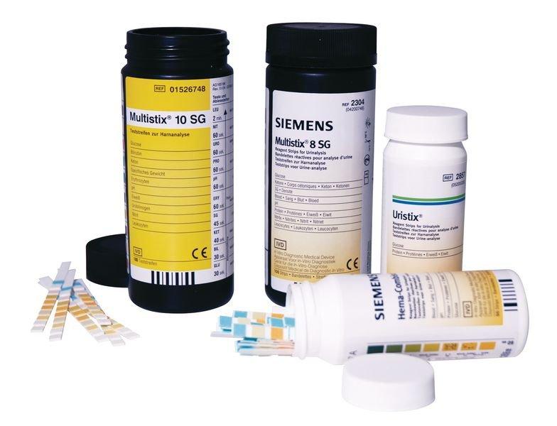 Bandelettes urinaires Multistix 10 SG