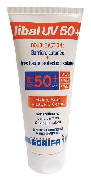 Crème solaire Libal UV 50 +