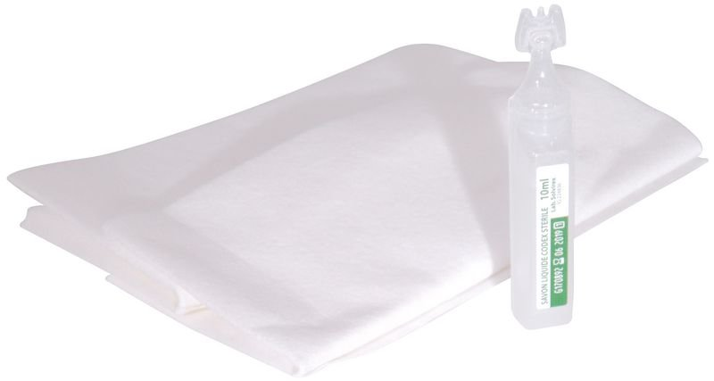 Kit hygiène des mains - Securimed