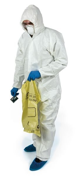 Kit de protection pour risques infectieux - Securimed