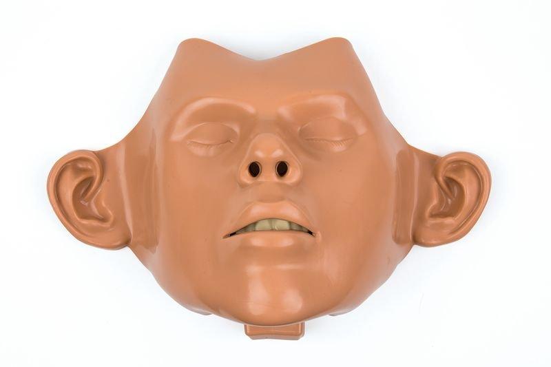 Peaux de visage Guedel Ambu Man - Securimed