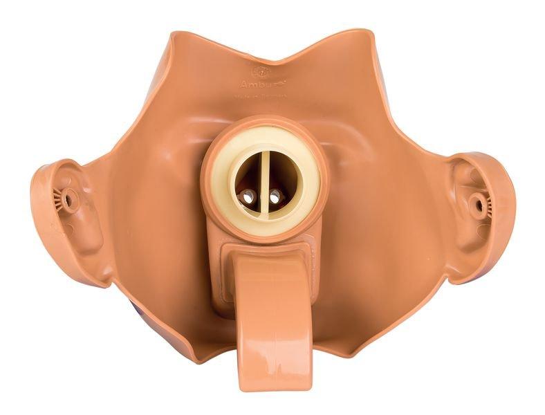 Peaux de visage Guedel Ambu Man - Masques et peaux de visage mannequin de secourisme