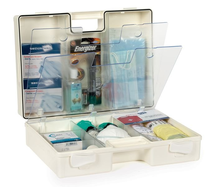 Trousse de secours ambulance - Securimed
