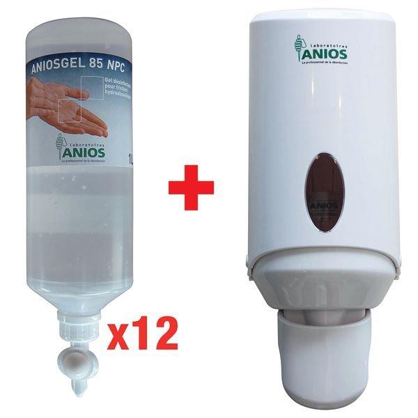 Offre PACK gel hydroalcoolique
