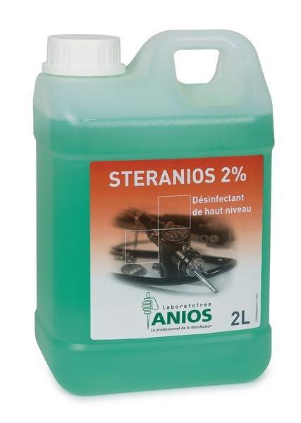 Stéranios 2% - Bidon de 2 litres