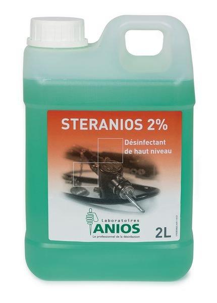 Stéranios 2% - Bidon de 2 litres - Securimed