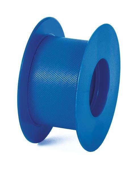 Sparadrap plastique bleu