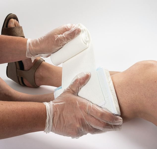 Coussin hémostatique Haemoband® - Pansements