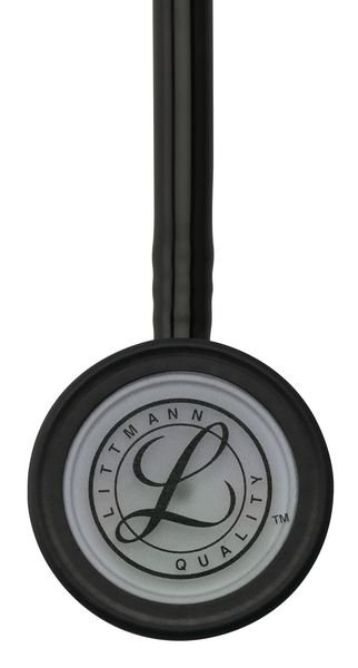 Stéthoscope Littmann® Classic III™ Black Edition - Securimed