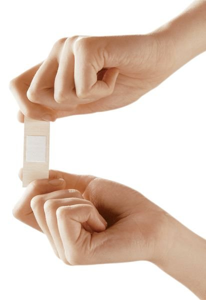 Pansement Coverplast® Latex-free sans latex - Securimed
