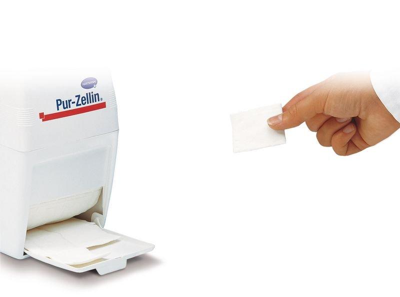 Distributeur pour tampons de ouate Pur-Zellin®