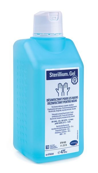 Sterillium® gel hydroalcoolique pour distributeur Basic