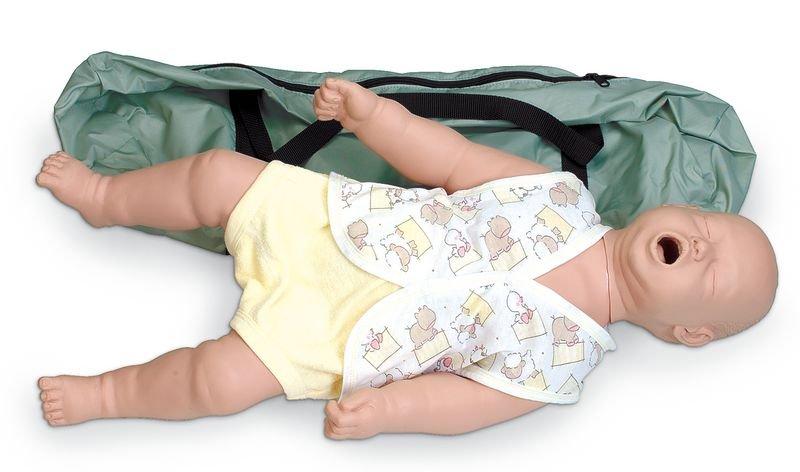 Mannequin de secourisme Choking bébé - Securimed