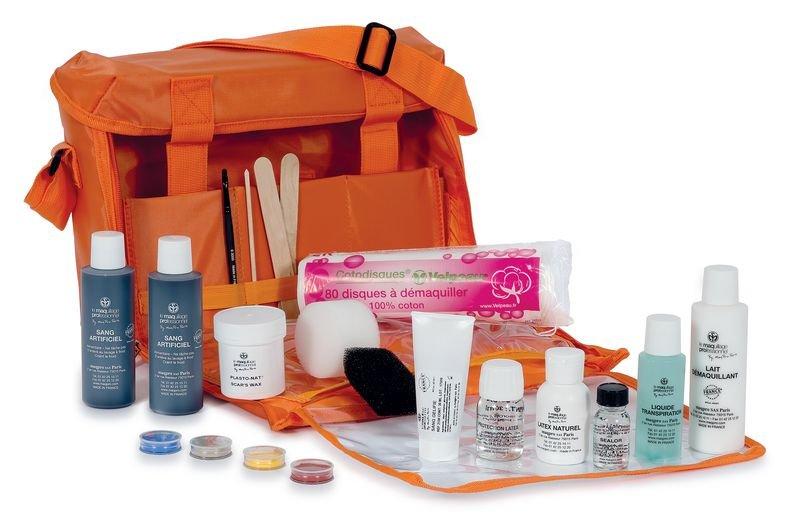 Trousse de maquillage de secourisme SST - PSC1 - Securimed