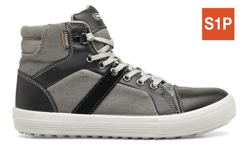 Chaussures de sécurité montantes S1P mixtes Vercor