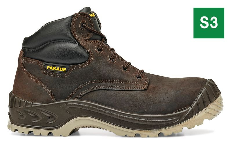 Chaussures de sécurité montantes S3 hommes Noumea