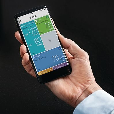 Tensiomètre bras connecté Omron M7 Intelli IT - Securimed