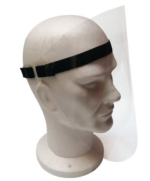 Visière de protection pour le visage adulte ou enfant