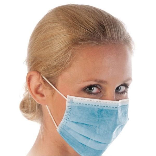 Masque chirurgical type 2R à très haute filtration