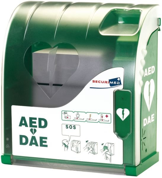 Armoire AIVIA 100 pour défibrillateur à usage intérieur