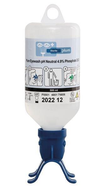 Lave-yeux Duo pH Neutral 500 ml Plum