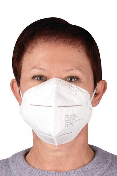 Masque coque FFP2 NR - Securimed