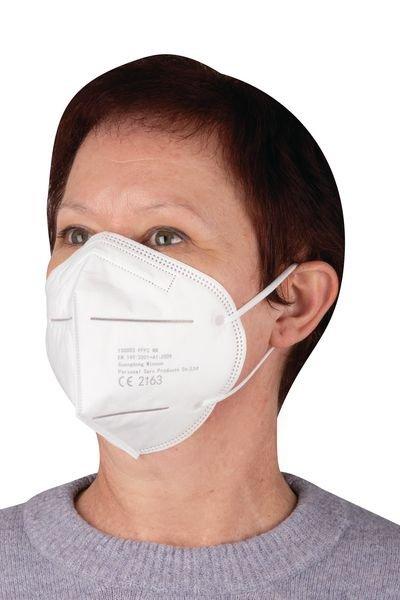 Masque coque FFP2 NR - Masques de protection à usage unique
