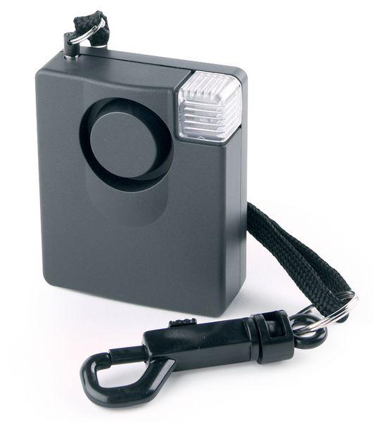 Lampe torche alarme 130 dB