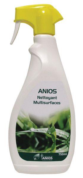 Nettoyant multisurfaces Anios