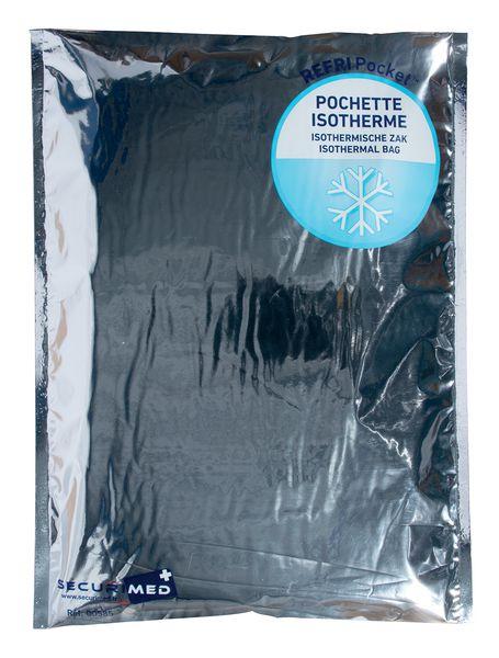 Refripocket : pochette isotherme pour membre sectionné