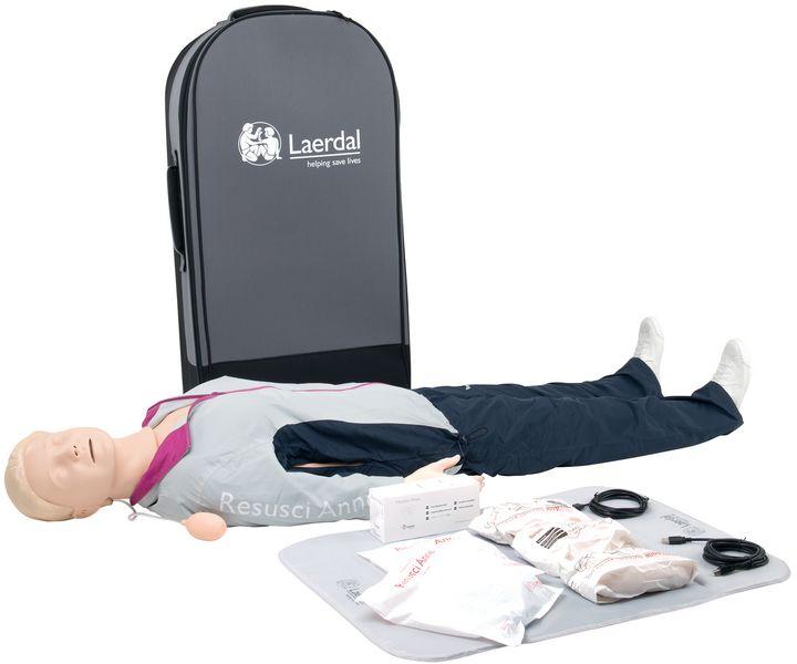 Mannequin Resusci Anne QCPR Skillguide