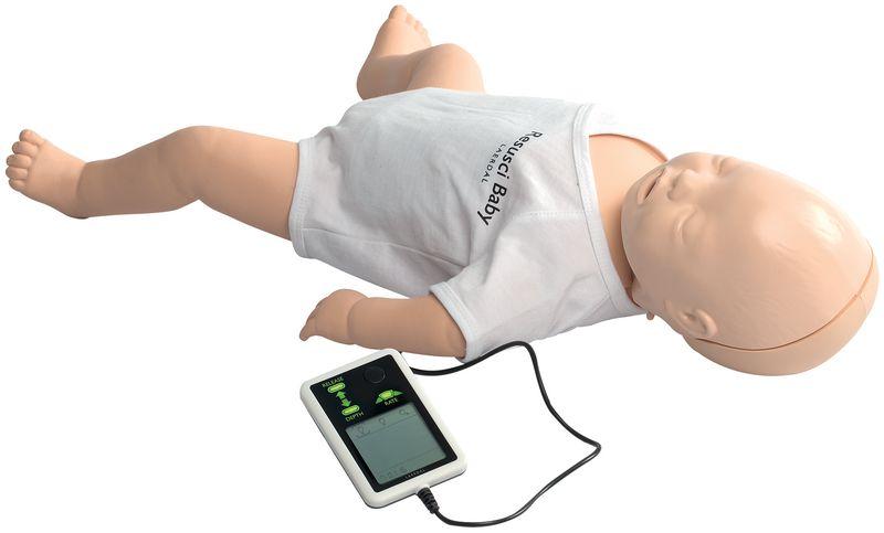 Mannequin de secourisme Resusci® Baby QCPR Skillguide