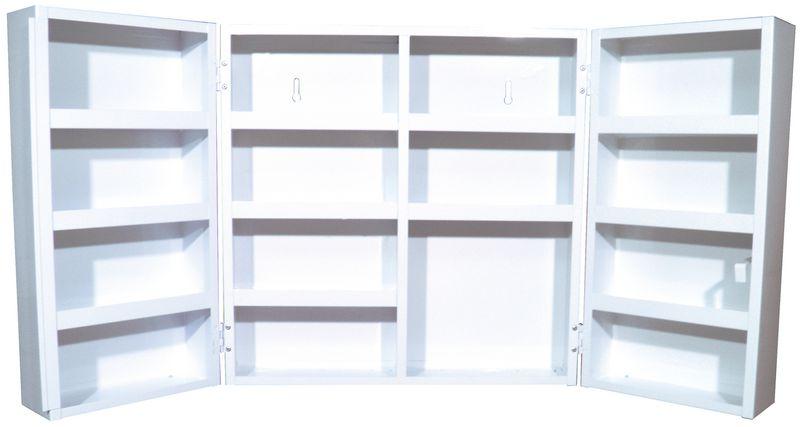 armoire pharmacie medi basic 2 portes vide securimed. Black Bedroom Furniture Sets. Home Design Ideas