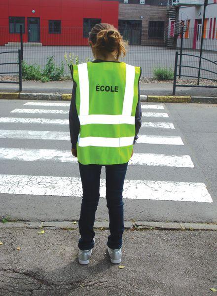 Gilet de signalisation enfant Ecole