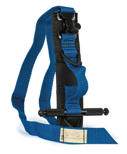 Garrot tourniquet de formation bleu Soft® Tactical