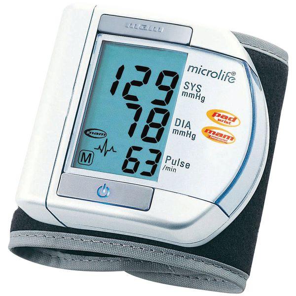 Tensiomètre électronique poignet Microlife BP W100