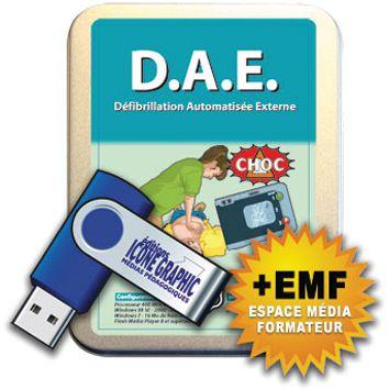 Clef USB DAE + EMF