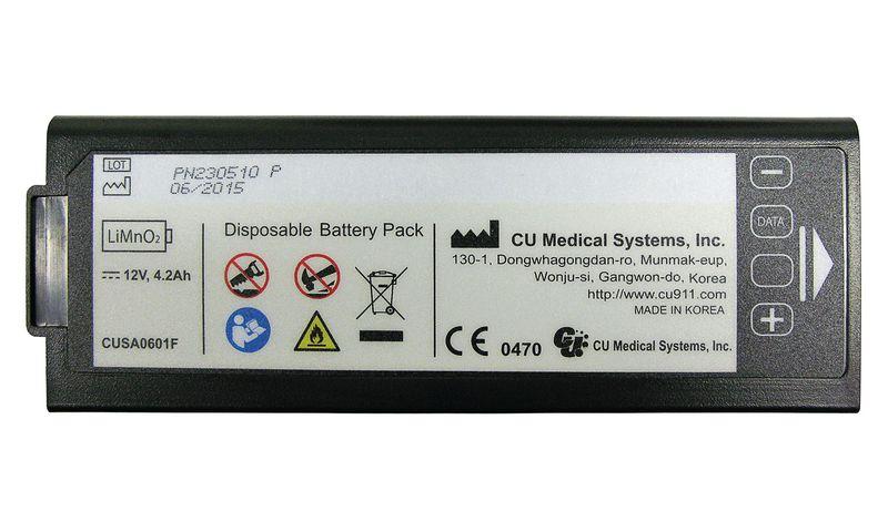 Batterie pour défibrillateur Colson i-PAD Def-I et Auto-Def