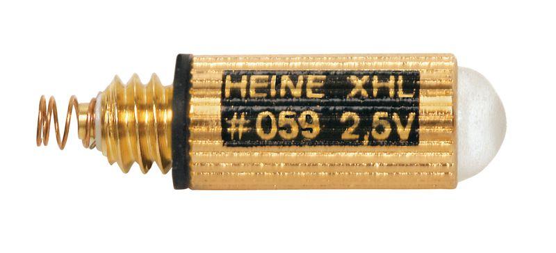 Ampoule Heine 2.5 v 059