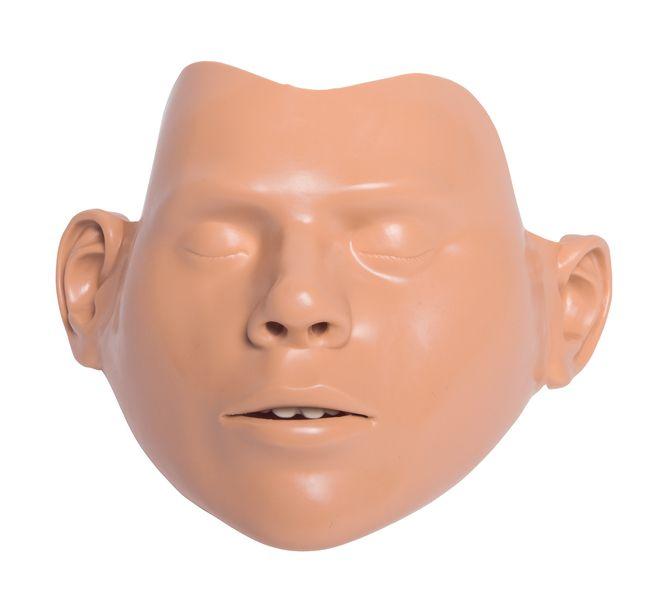 Peaux de visage Ambu Man et UniMan+