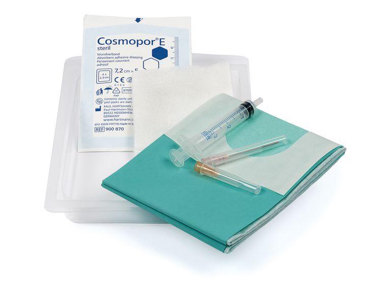 Set de pose d'implant contraceptif sous cutané