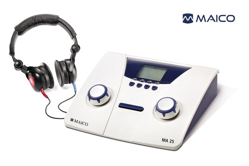 Audiomètre MA 25