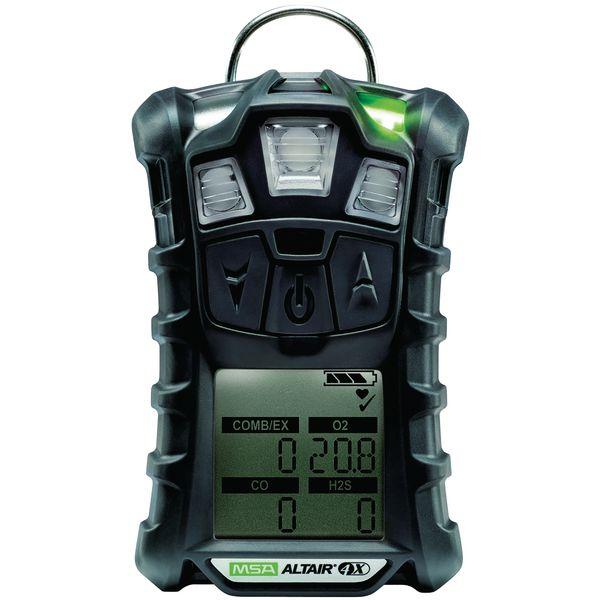 Détecteur multigaz portable Altair 4X