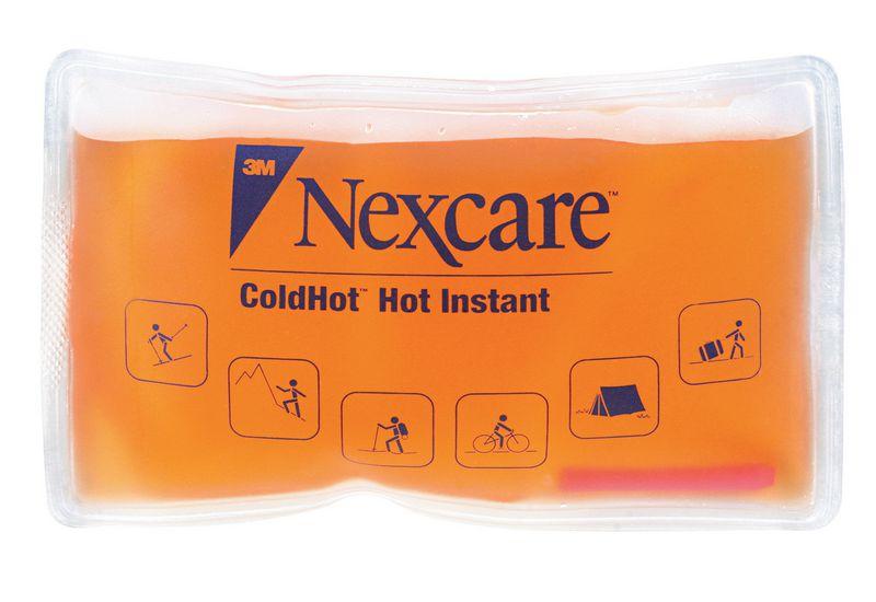 Compresse chauffante instantanée ColdHot™